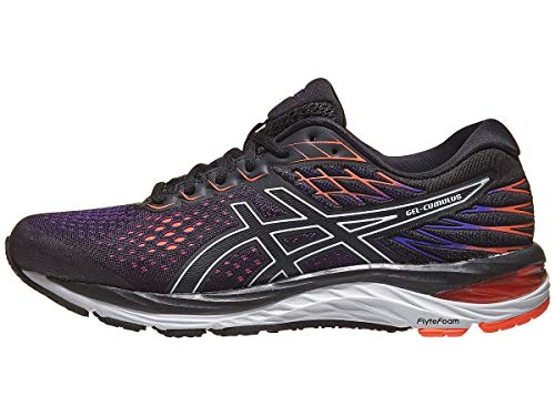 top rated ASICS Men's Gel-Cumulus 21 9.5 m Black / Flash Coral 2020