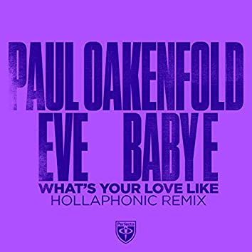 What's Your Love Like (Hollaphonic Remix)