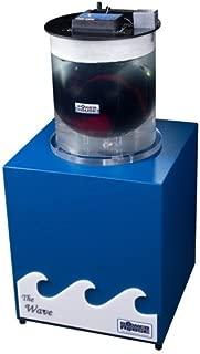 bowling ball resurfacing machine