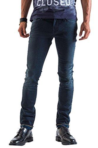 Meltin'Pot - Jeans Misfits D0011-UH090 für Mann, Skinny Stil, eng passend, sehr niedrige Taille