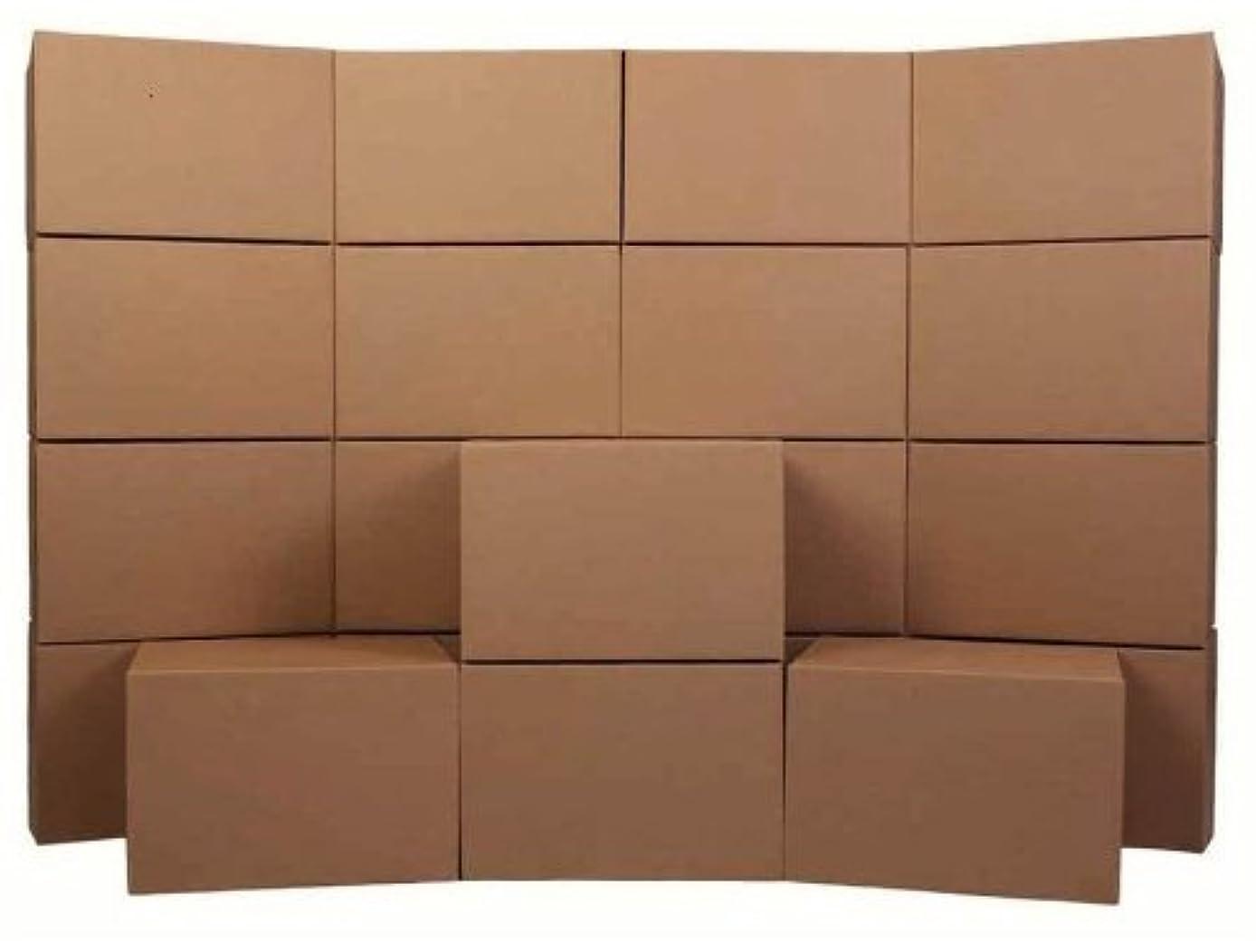 Cheap Cheap Moving Boxes LLC 20-Pack Medium Carton Boxes (Moving Boxes)