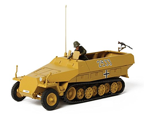 Forces Of Valor - Unimax 85079 - Fertigmodell German Sdd. Kfz. 251/1 Hanomag