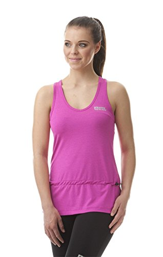 Nord Blanc Femme Fitness Top Way, Violet Rose, 36, nbslf5587 _ FRU