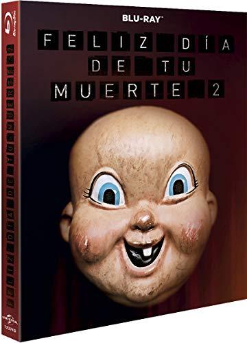 Feliz día de tu muerte 2 (Oring Halloween 2019 BD) [Blu-ray]
