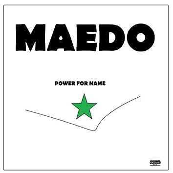 Power For Name (Instrumental Version)
