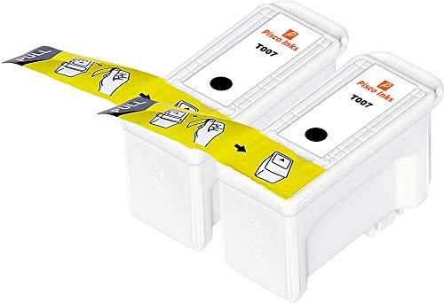 2 Douglas Inks Cartuchos de Tinta compatibles con Epson T007 / T008 Stylus Photo 1270 Stylus Photo 790 Stylus Photo 895 Stylus Photo 870 Stylus Photo 1290 Stylus Photo 900 Stylus Photo 915