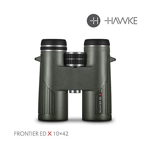 Hawke Fernglas Frontier ED X 10x42 grün