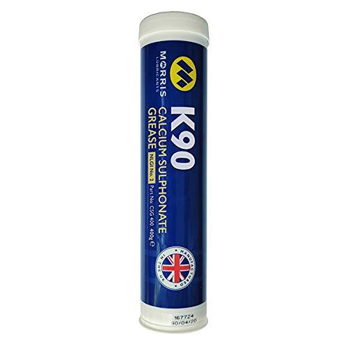 Morris Lubricants K90 Calcium Sulphonate Complex Grease 400 Grams