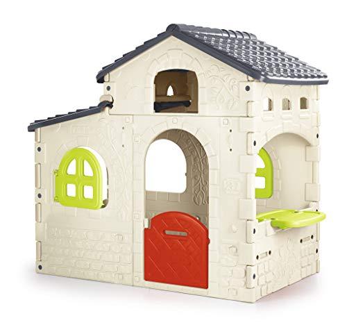 FEBER - Casita infantil para el jardín, Candy House (Famosa 800012221)