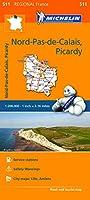Michelin Regional Nord-Pas-de-Calais, Picardy