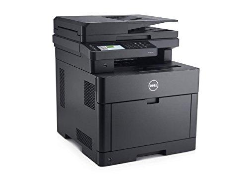 DELL H625cdw Laser 25 ppm 600 x 600 dpi A4 WiFi - Impresora multifunción (Laser, Impresión a Color, 600 x 600 dpi, 250 Hojas, A4, Negro)