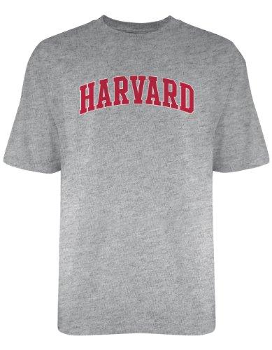 NCAA Herren T-Shirt Wordmark Dark Ash, Jungen, Dunkle Esche, Large