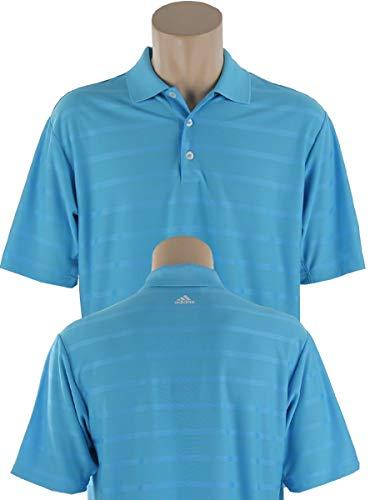 Adidas Climacool Energy Herren Poloshirt, strukturiert, einfarbig XXL Cosmic Blue