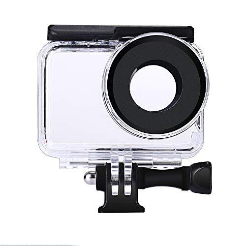 Dive Case for Insta360 ONE R 360 Degree Action Camera, Waterproof Housing Underwater Diving Protective Shell 30M with Thumbscrew Accessory -12 PCS Anti-Fog Insert Kits
