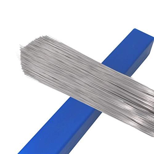 WYanHua-varilla de soldadura Barra de soldadura de soldadura de aluminio 10/20 / 30 / 50pcs, con sellado de 1,6 / 2mm de soldadura de soldadura de soldadura de soldadura de soldadura de aluminio, sold