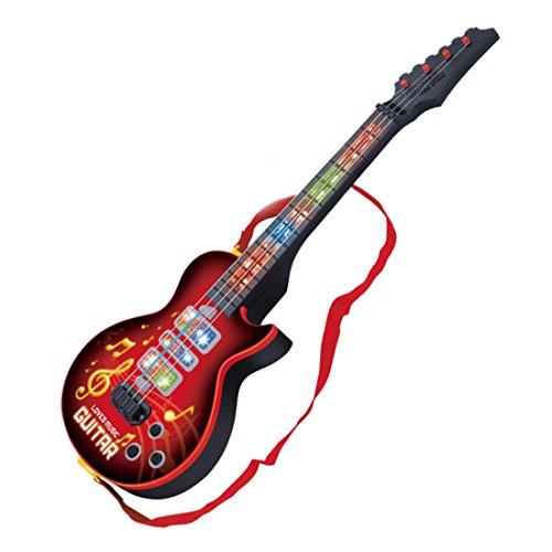 YVSoo Guitarra eléctrica para Niños, 4...