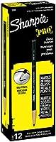 (12-Count, Black) - Sharpie PEEL-OFF Marker China, China Marker Bullet, 12 Pack, Black (2089)
