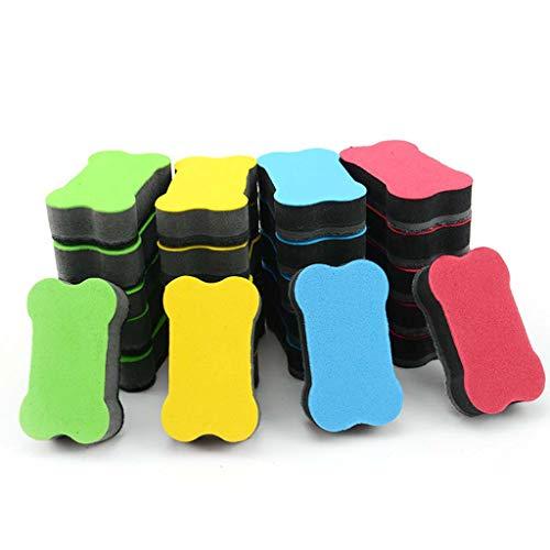 JOYKK Set van 24 magnetische whiteboardmarkers voor thuis, klassroom, kantoor, schoolbenodigdheden, briefpapier