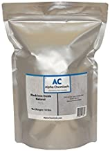 Black Iron Oxide - Fe3O4 - Natural - 10 Pounds