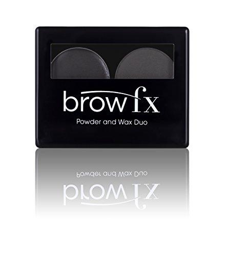 Brow FX Brow Powder Wax Duo - Charcoal
