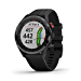 Garmin Approach S62, Premium Golf GPS Watch, Built-in Virtual Caddie, Mapping and Full Color Screen, Black (010-02200-00) (Renewed)