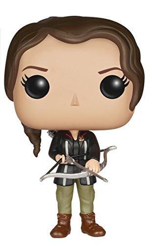 Funko - Pop! Movies: The Hunger Games - Katniss Everdeen Figura
