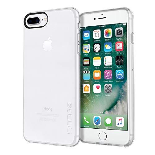 Incipio NGP Pure Custodia per iPhone 8 Plus/7 Plus/6S Plus/6 Plus, Claro