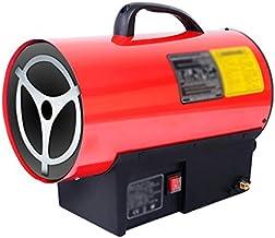 Calentador De Gas De Espacio Industrial Calentador De Gas De Espacio 15KW / 25KW / 35KW / 50KW Área Aplicable 80-350㎡ Calentador De Gas Propano Butano Calentador Portátil De Taller