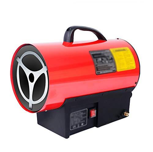 Calentador De Gas De Espacio Industrial Calentador De Gas De Espacio 15KW / 25KW / 35KW / 50KW Área Aplicable 80-350㎡...