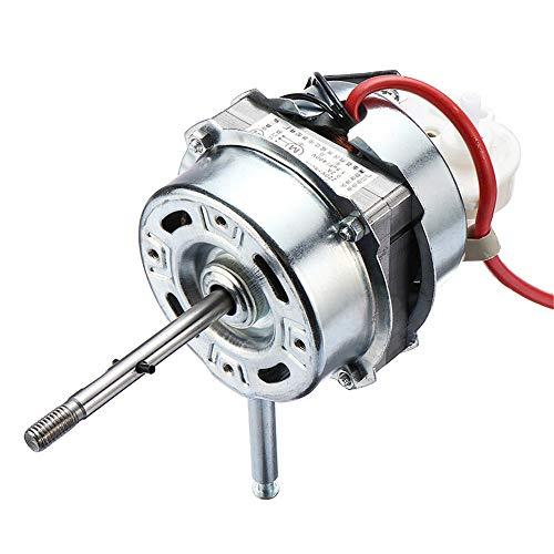 MJJEsports 60W 1250Rpm Condizionatore D'Aria Condensatore Motore Ventola Doppio Rotolamento Albero Del Cuscinetto Motore