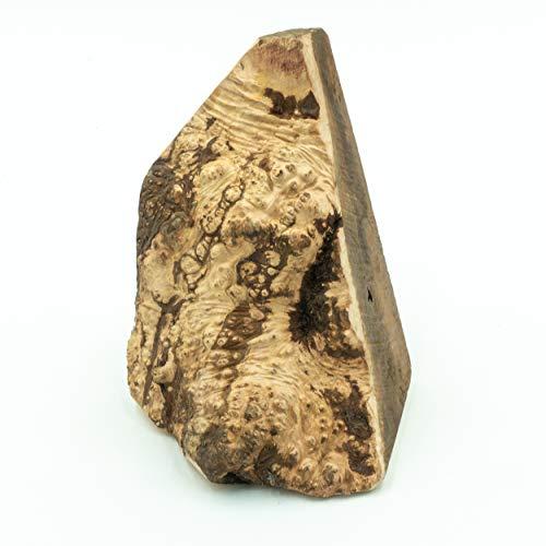 4Dogs Kauwurzel M (von 150 bis 350 g) aus luftgetrockneten Wurzeln der italienischen Baumheide   Kauspielzeug für Hunde aus unbehandeltem Naturholz   100% natürlich, 0 Kalorien   1 Stück