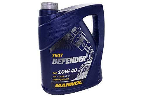 MANNOL Defender 10W-40 Bild