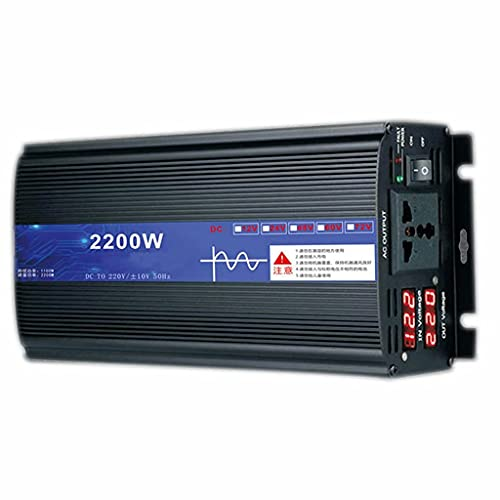 SJZD Pure sine wave inverter 12000WPower Inverter Voltage converter DC 24V / 48V to AC 220V converter, 48v to 220v,12000W