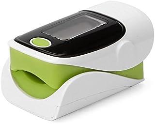 WYJD Tensiómetro de brazo ® Oxímetro de pulso de dedo con pantalla LED Pantalla digital de pulso de dedo y medidor de glucosa en sangre Lanyard , B
