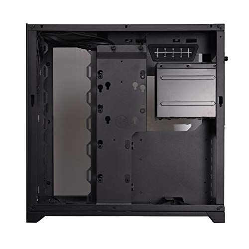 LIAN LI PC-O11 Dynamic Razer Edition Black Tempered Glass ATX Mid Tower Gaming Computer Case - PC-O11D Razer