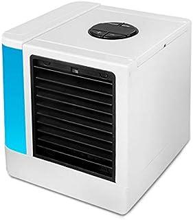 Kurphy Aire Acondicionado portátil USB Humidificador Purificador de Aire Refrigerador de Aire Mini Ventiladores Espacio Personal Dispositivo de Aire Acondicionado
