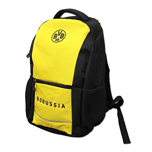 Borussia Dortmund Unisex BVB-Rucksack, Schwarz-gelb, Einheitsgröße