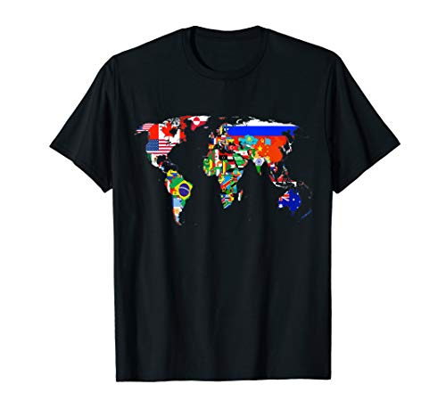 world countries map - 3