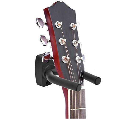 4 unidades gancho para montaje en pared de guitarra pantalla ...