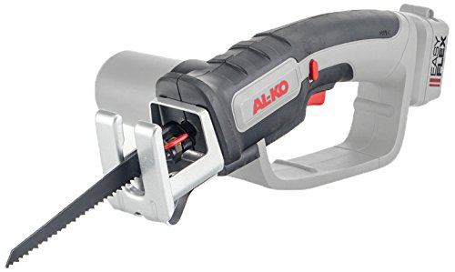AL-KO takkenzaag HS 2015 (Li-Ion accu 20 V, snijlengte 12 cm, snijdikte 6 cm, handig en zeer licht 1,3 kg)