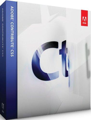 Adobe Contribute Creative Suite 5 Upgrade* MAC