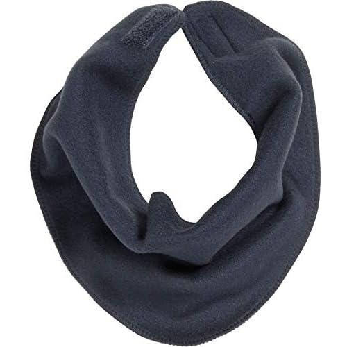 Playshoes Fleece-Dreieckstuch Capo d'Abbigliamento, Blu (Marine), Taglia Unica Baby-Unisex