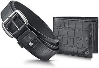 Fastrack Black Men's Wallet (BC003LBK01L)