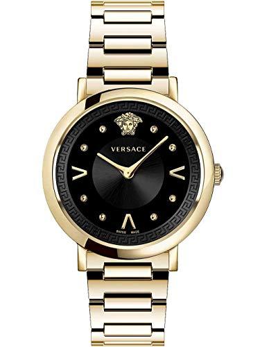 Versace Damen Armbanduhr POP CHI.36 MM D/BLK B/IP2N IP2 V288 VEVD006 19