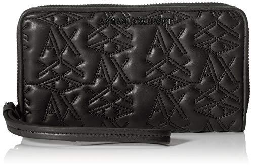 Armani Exchange - Zip-around Wristlet Wallet