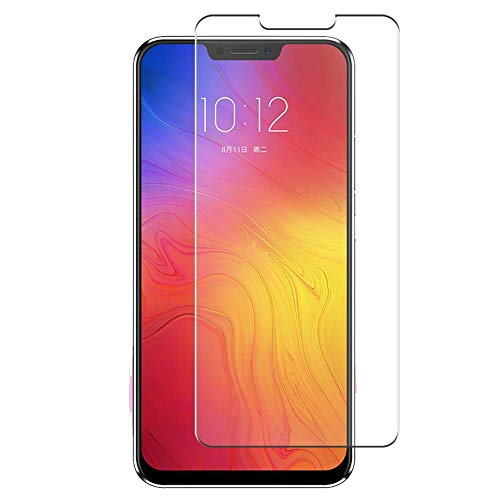 Vaxson 3-Pack Anti Blue Light Screen Protector, compatible with Lenovo Z5 Enjoy, Blue Light Blocking Film TPU Guard [ NOT Tempered Glass ]