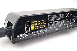 Grin Cycle Satiator programmable battery charger to extend ebike battery life