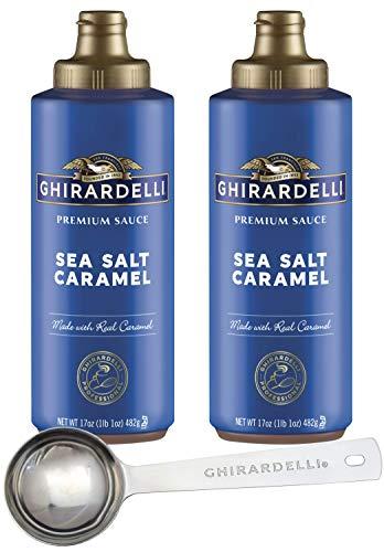 2 Pack - Ghirardelli - Sea Salt Caramel...