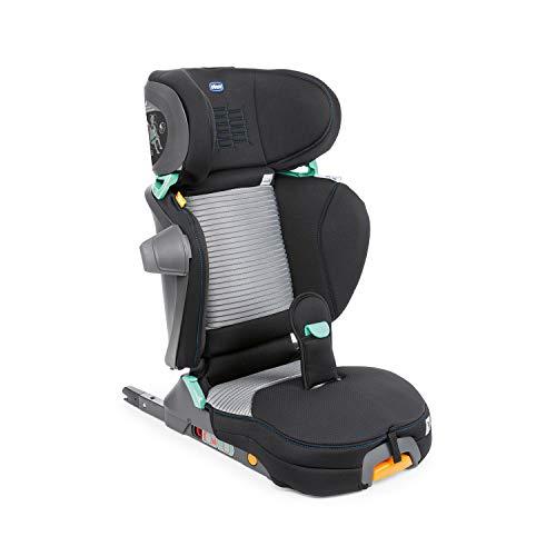 Chicco Seggiolino Auto Fold&Go I-Size Air, Black Air