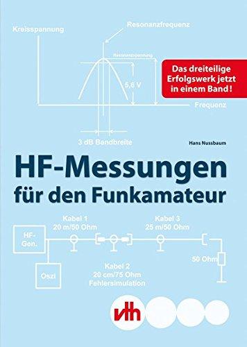 HF-Messungen für den Funkamateur: Rechteck- und Rauschgenerator Oszilloskop Spektrumanalyzer